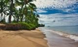 Infeksi bakteri serius dari bakteri pemakan daging bisa diidap seorang pria setelah berlibur di pantai.