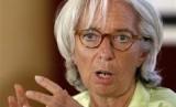 International Monetary Fund Managing Director Christine Lagarde (file photo)