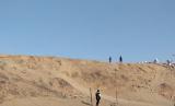 Jabal ruma adalah bukit yang dipercaya sebagai tempat pasukan pemanah Muslim saat Perang Uhud. Sejumlah orang mengunjungi dan naik ke Bukit atau Jabal Ruma, Ahad (21/7).