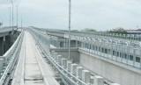 Jalur Skytrain Bandara Soekarno-Hatta (ilustrasi)