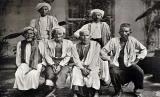 Jamaah haji Aceh tahun 1880, Potret ini karya Snuck Hurgronje kala tinggal di Jeddah.