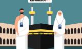 Jamaah haji (Ilustrasi).