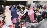 Jamaah wanita di Masjid Al Haram, Makkah