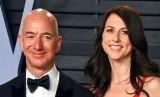 Jeff dan MacKenzie Bezos.