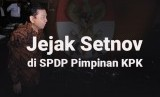 Jejak Novanto atas Penyidikan Pimpinan KPK