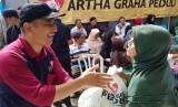 Jelang Hari Raya Idul Fitri 1439 Hijriyah, Artha Graha Peduli (AGP) menjual daging sapi bersubsidi untuk masyarakat di wilayah Jabodetabek.