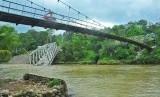 Jembatan Ambruk (ilustrasi)