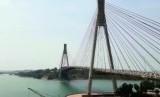 Jembatan Barelang ikon Kota Batam. (ilustrasi)