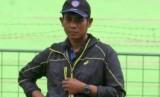 Pelatih Persik Kediri Joko Susilo.