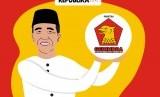 Jokowi dan Gerindra