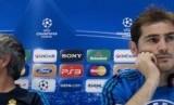 Jose Mourinho dan Iker Casillas