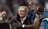 Tanggapan Jose Mourinho atas Kritik Paul Pogba