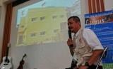 Joserizal saat di SDF