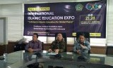 Jumpa Pers kegiatan International Islamic Education Expo