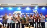 Jumpa pers Yuzu Indonesia Masters 2019.