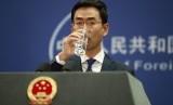 Juru bicara Kementerian Luar Negeri Cina Geng Shuang mengakhiri tugasnya. Ilustrasi.