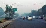 udara yang tercemar (ilustrasi)
