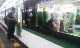 Dishub Surakarta Pantau Kedatangan Pemudik di Tiga Stasiun. Stasiun Solobalapan (ilustrasi).
