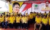 Kampanye Golkar di Sumatra Utara
