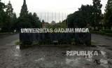 Kampus Universitas Gadjah Mada (UGM).