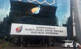 Kantor Kementerian BUMN, Jalan Medan Merdeka Selatan, Jakarta.