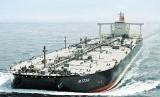 Kapal Tanker Jepang.