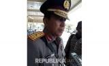 Kapolda DIY Ahmad Dofiri  di Kepatihan Yogyakarta, Senin (8/1). Ia menjelaskan tentang salah seorang anggota Polres Kulon Progo dipecat karenadiketahui sebagai pengguna narkoba