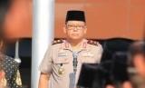 Polisi Gagalkan Keberangkatan Tiga Bus Rombongan Aksi 22 Mei