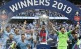 Juara Piala FA, City Bantu MU Lolos Langsung ke Liga Europa