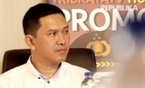 Kasubdit I Tindak Pidana Siber Bareskrim Polri Komisaris Besar Polisi Irwan Anwar