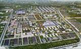 Halal Industrial Area in Indonesia.