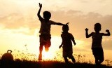 Kebahagiaan yang menular/ilustrasi