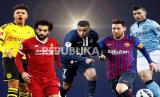 Kedahsyatan Lima Klub Top Eropa