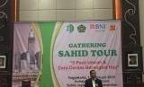 Kegiatan gathering Sahid Tour Yogyakarta.