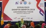 Kegiatan sosialisasi SNMPTN dan SBMPTN.