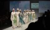 Keinginan Indonesia untuk bisa dikenal di bidang mode diharapkan bisa segera terwujud, terutama di bidang fesyen Muslim.