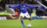 Striker Leicester City, Kelechi Iheanacho.