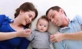 Keluarga bahagia (Ilustrasi)
