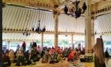 Keluarga Besar Kajian Annisa Yogjakarta bersama dengan Pengajian Keluarga Sakinah Yogjakarta menggelar kegiatan Be Trully Muslimah With Islam Kaffah, Ahad (26/1/2020).