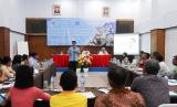 Kemendes PDTT menggelar workshop penggunaan cashless payment untuk mendukung pengembangan pariwisata di daerah tertinggal.