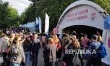 Kemeriahan Festival Indonesia di Moskow.
