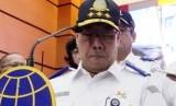 Kepala Badan Litbang Kementerian Perhubungan, Sugihardjo