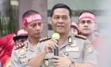 Kepala Bidang Humas Polda Metro Jaya Raden Prabowo Argo Yuwono