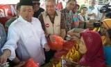 Kepala BNP2TKI, Nusron Wahid menggelar Safari Ramadhan ke-VIII di wilayah Cirebon, Jawa Barat, Sabtu (27/6)