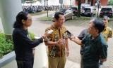 Kepala Dinas PUPR Kota Depok, Dadan Rustandi.