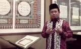 Kepala lajnah pentashihan mushaf Alquran, dr. Muchlis Hanafi