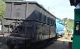 Kereta Api Mak Itam salah satu warisan budaya dunia Ombilin Coal Mining Heritage of Sawahlunto.