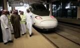 Kereta cepat di Arab Saudi