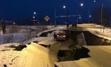 Gempa Berkekuatan 7,5 SR Mengguncang Alaska