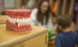 Kesehatan mulut dan gigi penting diperhatikan.